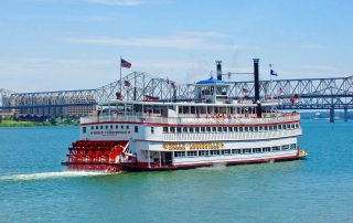 Belle of Louisville - Riverboat