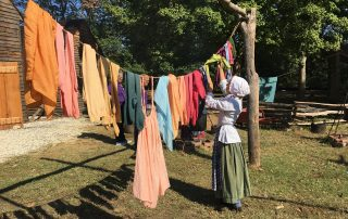 ARM-Y-Farm-hanging-dyed-clothing-on-a-line