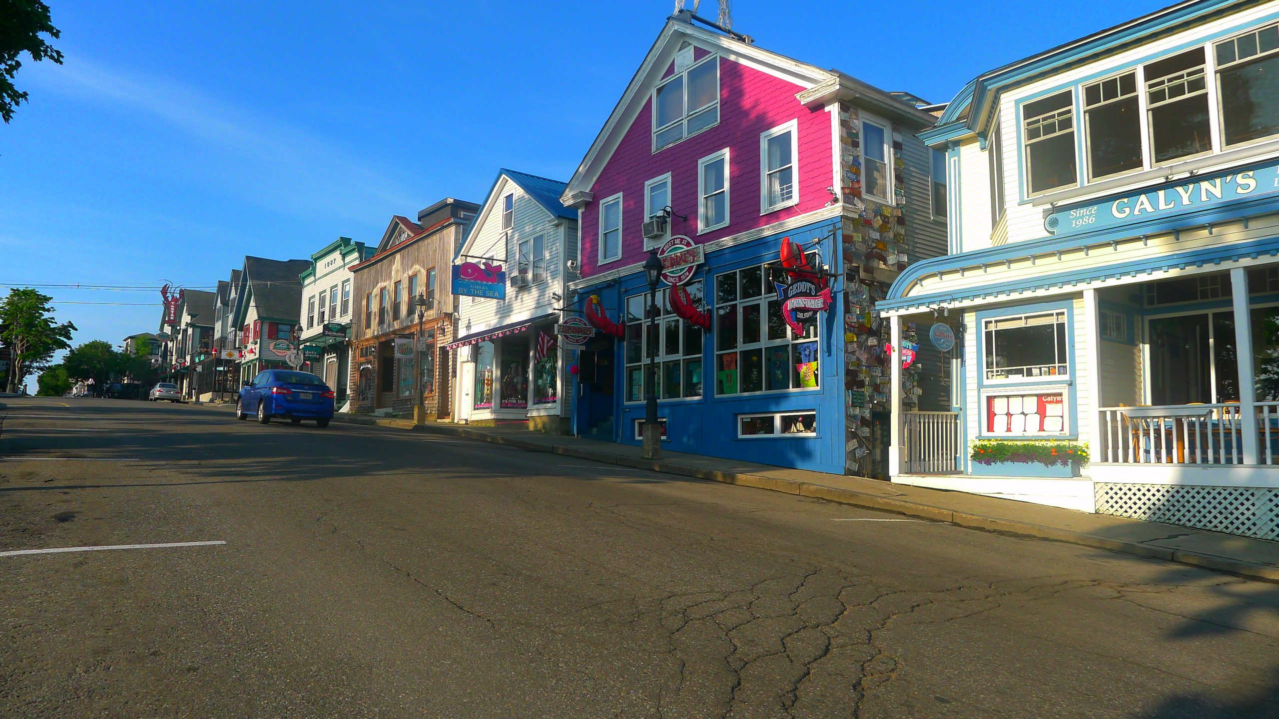 Bar Harbor Photo Credit Maine Office of Tourism