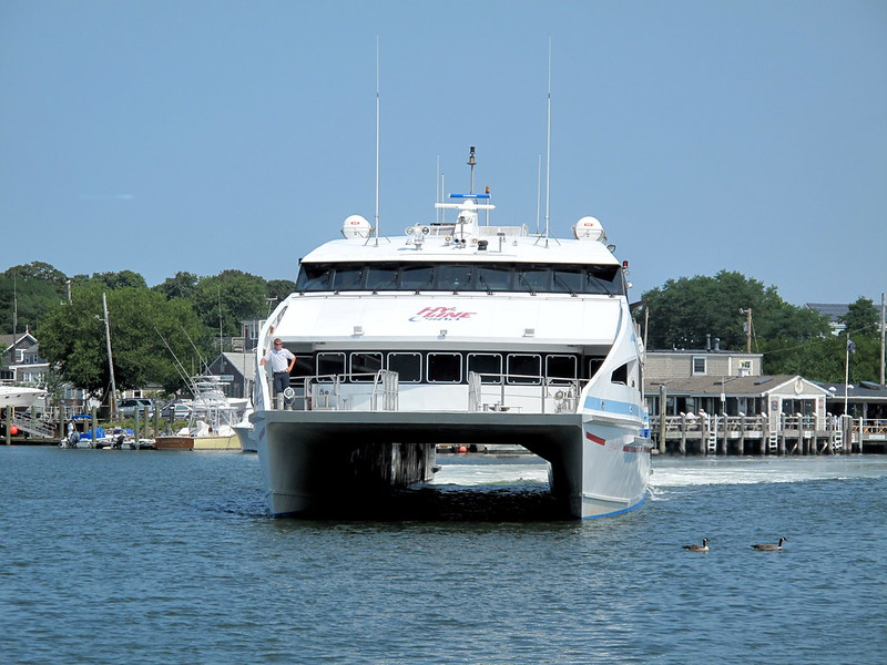 Cruise to Nantucket