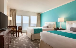 Howard Johnson Ocean City (Atlantic Ave) - Oceanfront - Room
