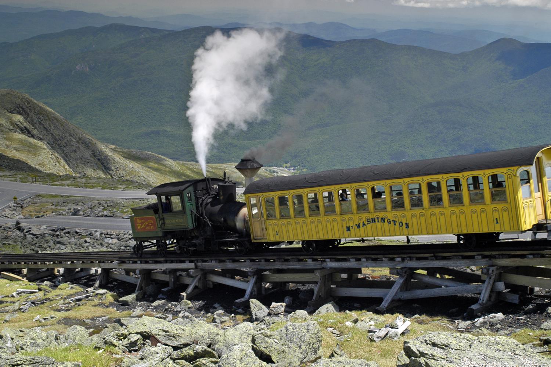 MW Cog Railway