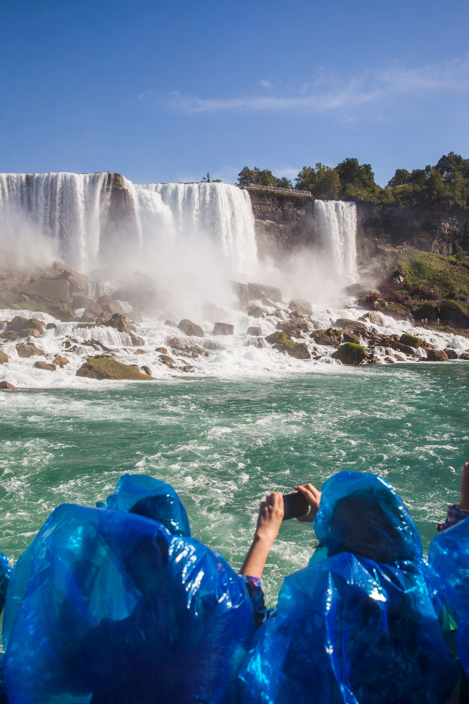 Maid of the Mist -Photo Credit Destination Niagara USA
