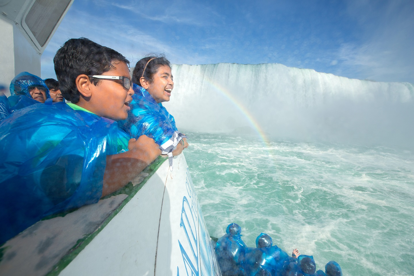 Maid of the Mist1 - Photo Credit Destination Niagara USA