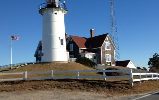 NOBSKA LIGHT, WOODS HOLE cr Kristen Mitchell-Hughes