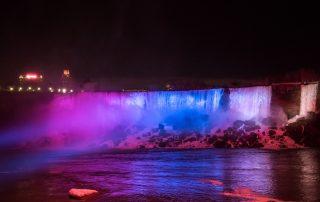 Niagara Falls -Falls-illumination