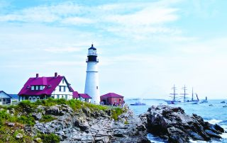 Portland Headlight Photo Credit Maine Office of Tourism