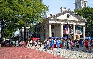 Quincy Market Photo Credit GBCVB